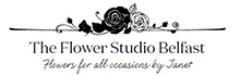 The Flower Studio BelfastLogo