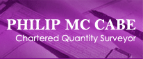 Philip McCabe Chartered Quantity SurveyorsLogo
