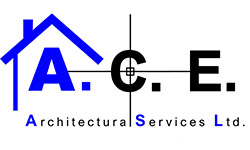 ACE Architectural Services Logo