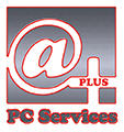 A Plus PC Services Logo