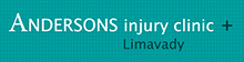 Andersons Injury Clinic Logo