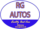 RG Autos Ltd Logo
