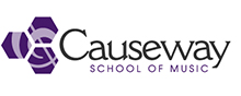 Causeway School Of Music Logo