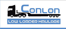 Conlon Low Loader Haulage Ltd Logo