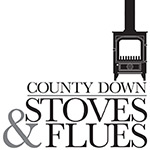 County Down Stoves & Flues Logo