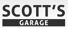 Scott's Garage Logo