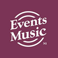 Events Music NI Logo