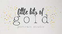 Little Bits Of Gold Logo