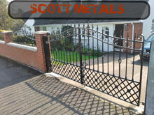 Scott Metal Fabrications LtdLogo