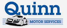 Quinn Motor Services Ltd Logo
