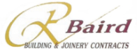 R Baird Building & Joinery Logo
