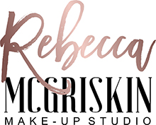 Rebecca McGriskin Make-Up Artist Logo