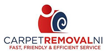 Carpet Removal NI Logo