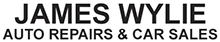 James Wylie Auto Repairs & Car Sales Logo