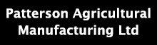 Patterson Agricultural Manufacturing LtdLogo