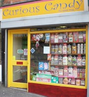 Curious Candy Sweet Shop Online Image