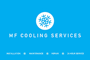 MF Cooling Services Logo