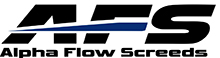 Alpha Flow Screeds Logo