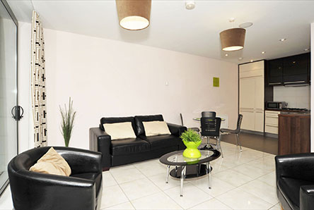 Click here to view details of our self catering apartments in Belfast City Centre