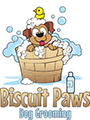 Biscuit Paws Dog GroomingLogo